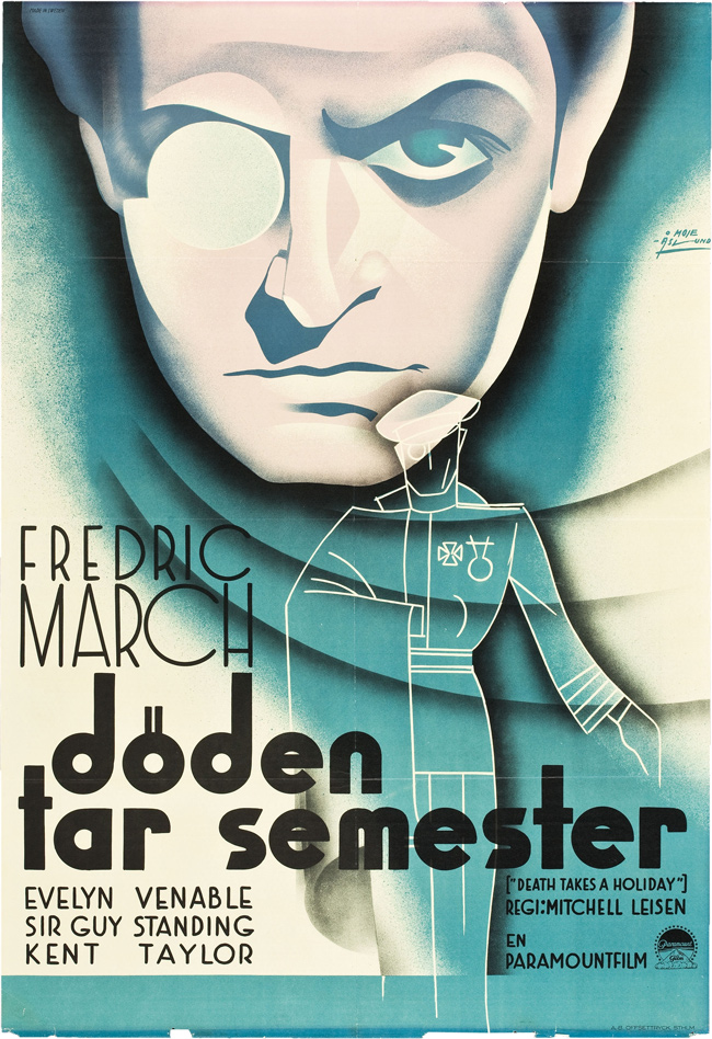 02-Moje-Aslund--1934--Death-Takes-a-Holiday-Swedish-movie-poster