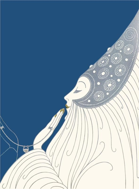 Erte_The_Bride