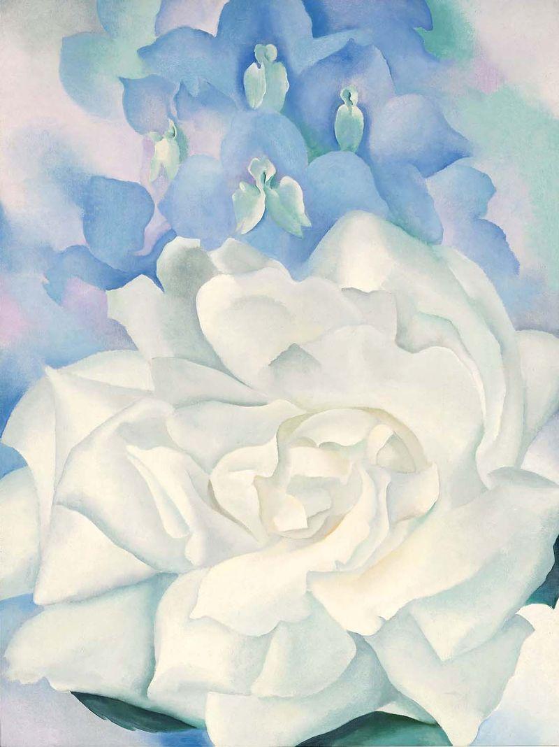 Georgia_O'Keeffe_Flowers