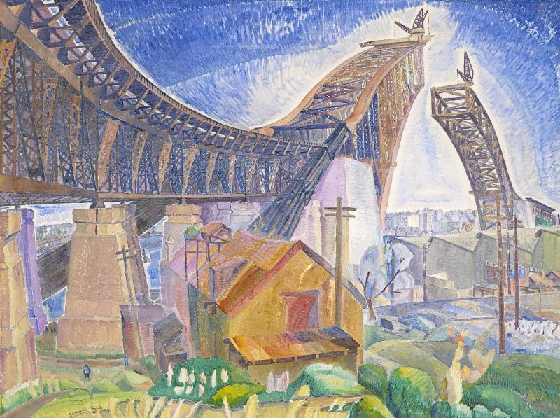 Grace_Cossingtom _Smith_The_Bridge_in-curve_1930