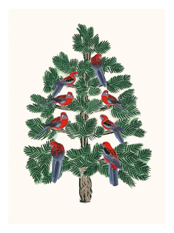 _Matou_en_Peluche_Xmas_Tree